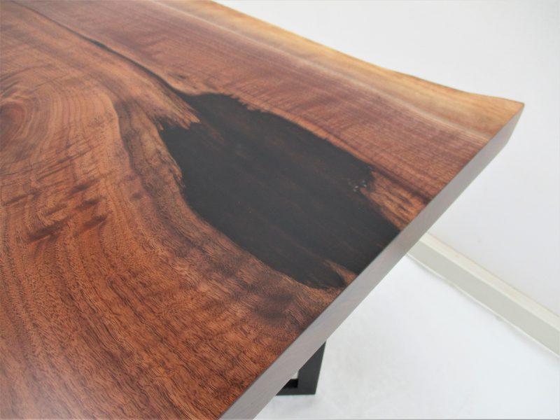 新商品 ウォールナット 天然木テーブル 販売開始!