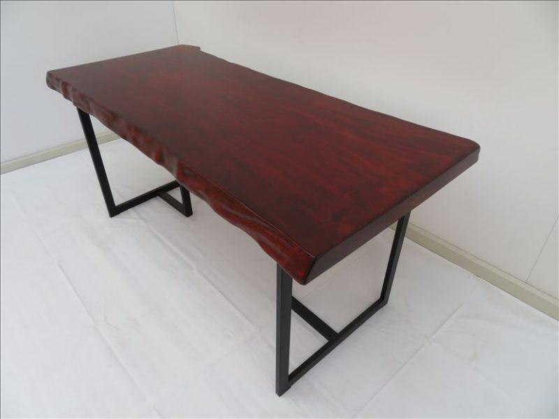 トチ 一枚板テーブル (TOC-004) セール価格;220,000円