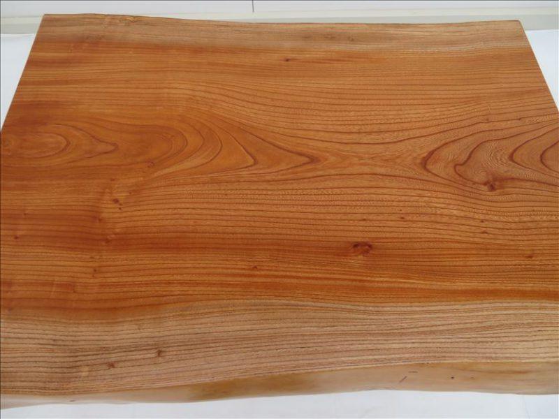 ケヤキ ソファーテーブル(KKE-004) 価格;売約中