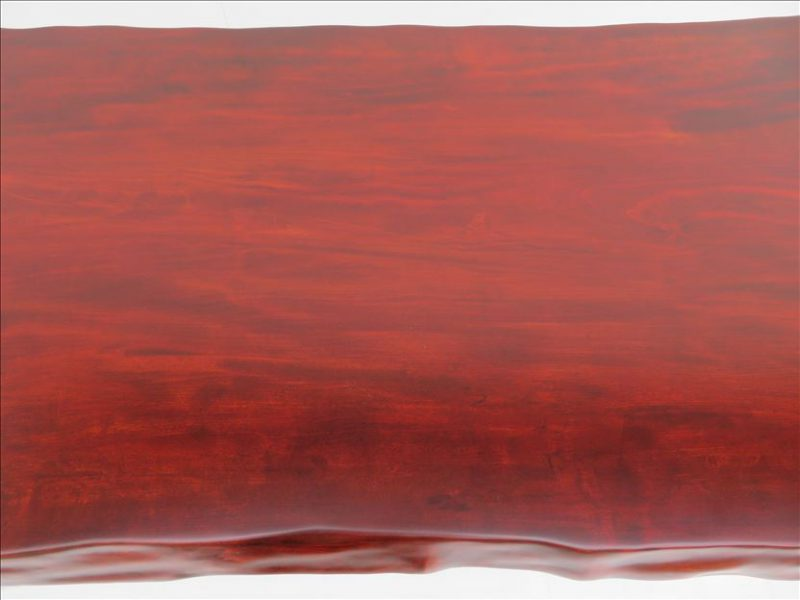 トチ 一枚板テーブル (TOC-004) 価格;220,000円