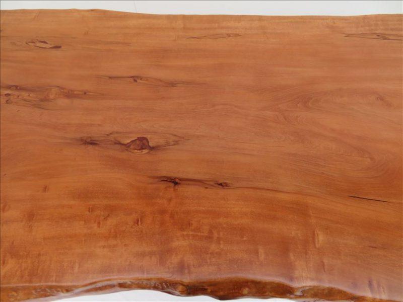 トチ 一枚板テーブル (TOC-006)  セール価格;240,000円
