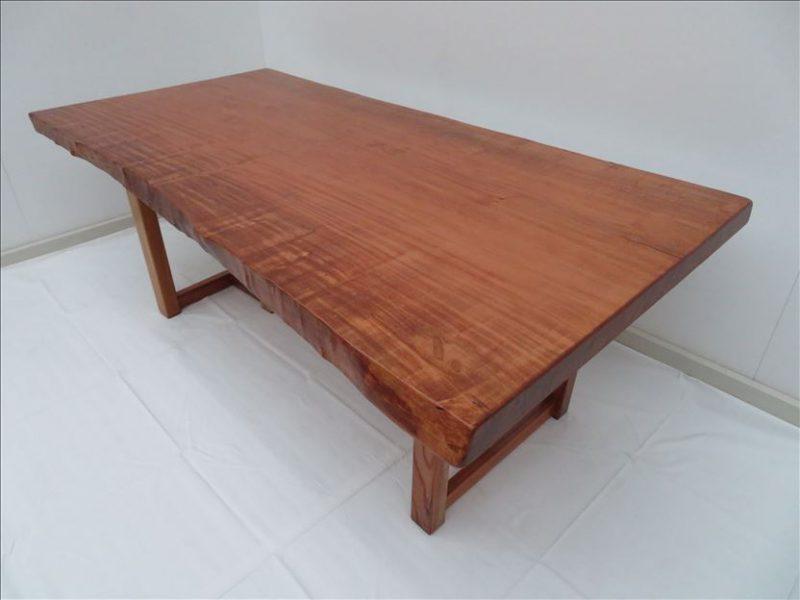 トチ 一枚板テーブル (TOC-005)  セール価格;420,000円