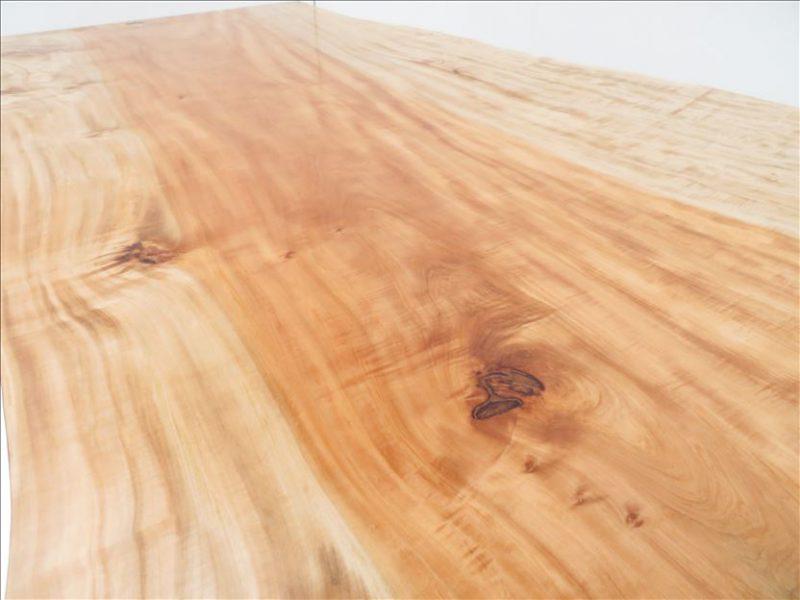 トチ 一枚板テーブル (TO-006)  価格;630,000円
