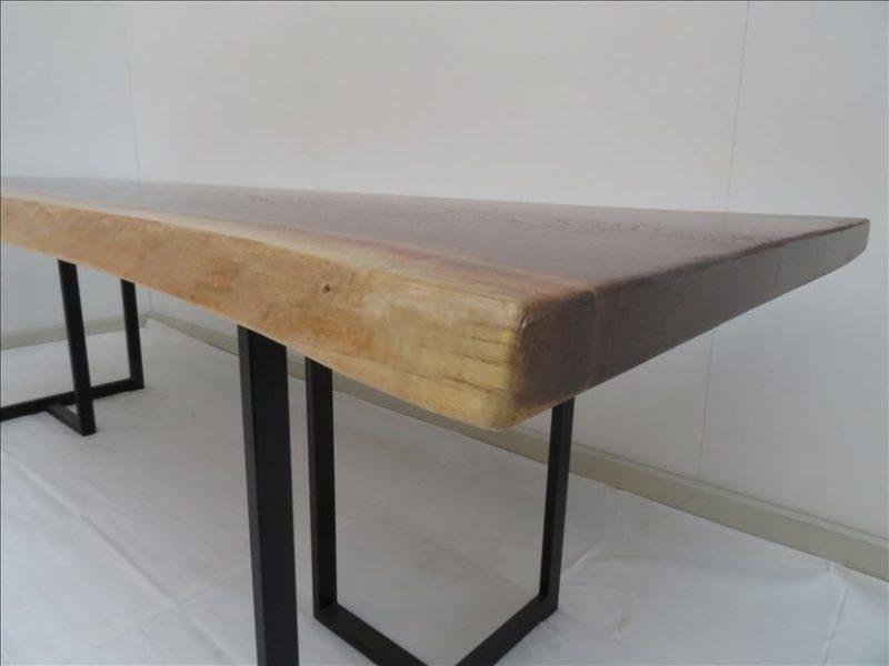 ウォールナット(BW-003) 一枚板テーブル 売約済み