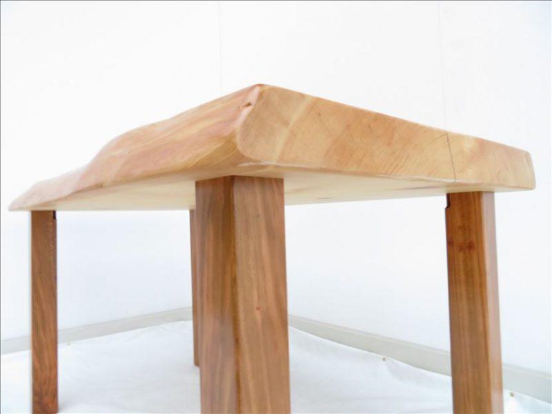 ヒノキ 一枚板テーブル (HK-001)  売約済み
