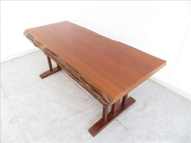アサメラ 一枚板テーブル(AS-002)  価格;310,000円