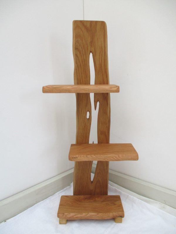ナラ 天然木 ナチュラルウッドシェルフSN-002 売約済み