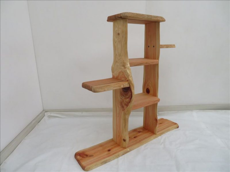 キャットタワー&ラック (H-R-001) 価格;43,000円